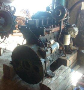 Двигатель Cummins