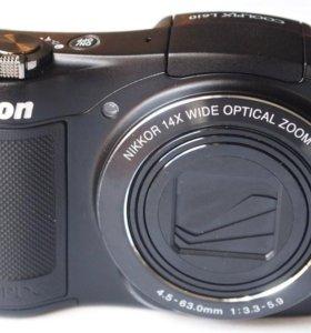Фотоаппарат Nikon l610
