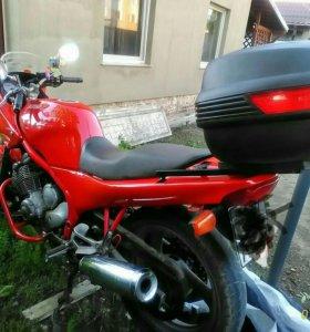 Yamaha Diversion 600S