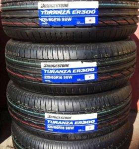 Летняя резина Bridgestone Turanza ER300 225/60 R16