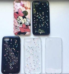 Чехлы на iPhone 6/6s, 7 с дефектом