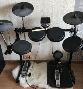 Alesis DM 6 электронная барабанная установка