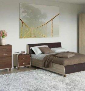 Кровать с подъёмным мех