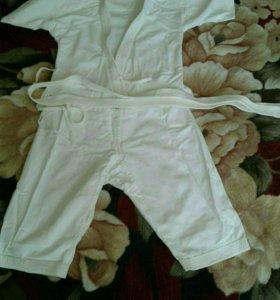 Одежда для тэквандо