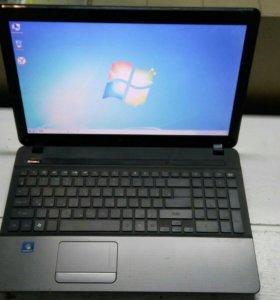 Мощный игровой ноутбук Packard Bell Intel Core i3