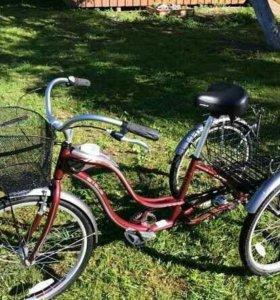 Грузовой трехколесный велосипед STELS Energy