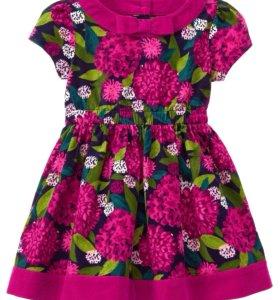 Новое платье Gymboree на 1,5-2 года