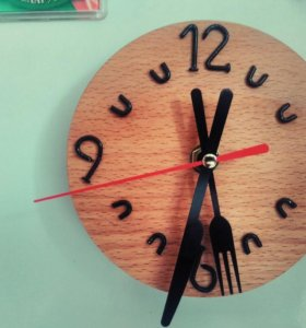 Часы-магнит