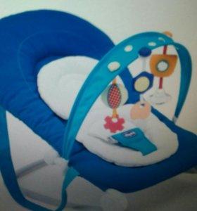 Шезлонг для новорожденных chicco