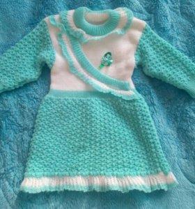 Платье для малышки+подарочек