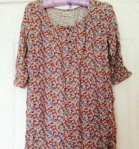 Блуза ( удлиненная)