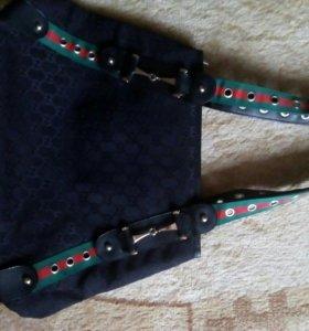 Новая сумка Gucci
