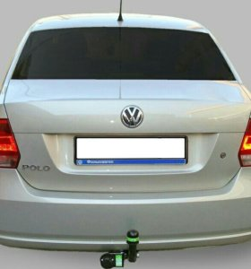 Фаркоп для Volkswagen Polo седан 2011