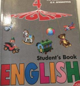 Учебник английский язык 4 класс