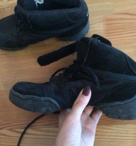 Джазовки, обувь для танца