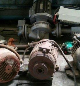 Двигатели 380в