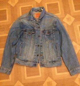 """Классическая джинсовая куртка от """"Levi's"""""""
