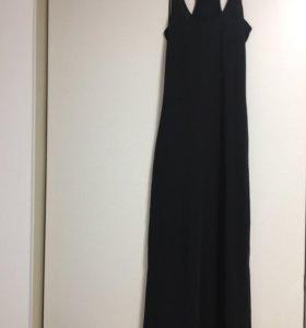 Платья в пол новые