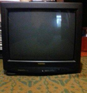 Телевизор-TOSHIBA