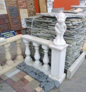 Камень натуральный и искусственный