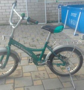 Велосипед 16 калеса