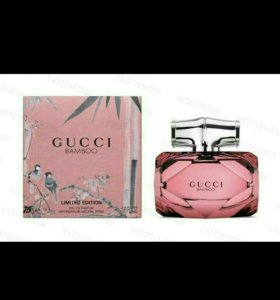 Gucci Gucci Bamboo Limited Edition 75мл