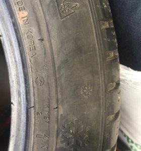 Зимние шины KUMHO 245/45 R17