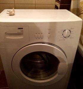 Узкая стиральная машина Zanussi с загрузкой 5 кг