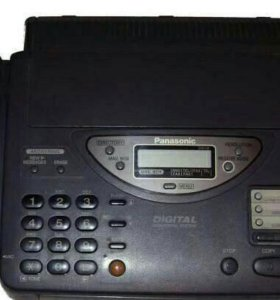 Телефон-Факс Panasonic KX-F700