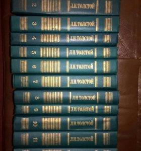 Л.Н. Толстой собрание сочинений в 12 томах