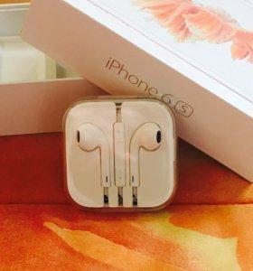 Новые наушники Apple EarPods 3,5 мм (Оригинал)