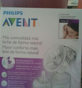 Новый молокоотсос АВЕНТ Исис Natural