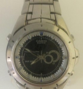 Часы casio edefice