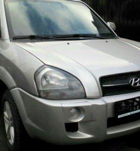 Hyundai Tucson 2007 .,2.0/140л.с.