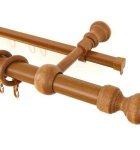 Гардина деревянная. Торг уместен