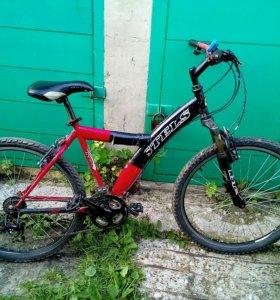 Горный скоросной велосипед (обмен)