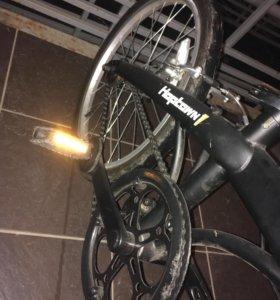 Велосипед складной B twin