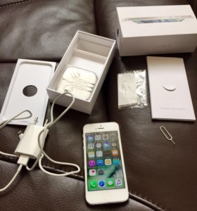 iPhone 5 white 16GB
