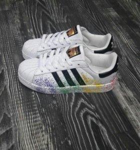 Женские кеды Adidas Superstar