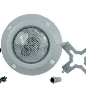 Прожектор, светильник накладной для бассейна.