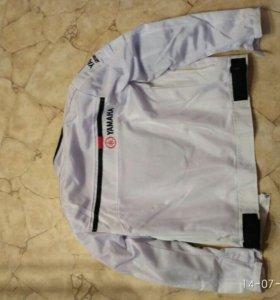 Текстильная куртка и штаны Yamaha