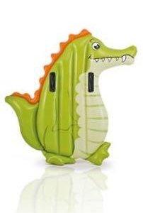 Плот Крокодильчик 114х112 см (нов)