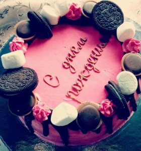 Торты и десерты на заказ для вашего праздника
