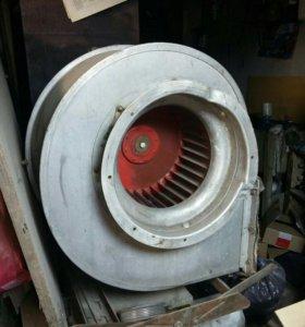 Вентелятор центробежный
