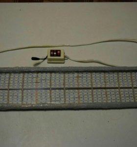 Светодиодный влагозащитный светильник