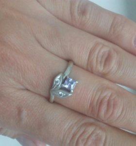 Серебряные кольца б/у