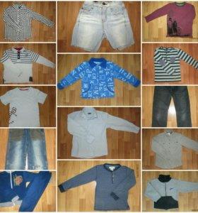 Одежда на мальчика рост 122-128