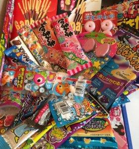 Коробочка из 10 Японских сладостей