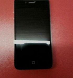 iPhone 4S Black 8Gb в хорошем состоянии + чехол