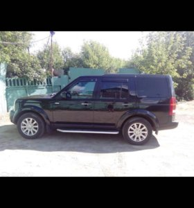Land Rover Дискавери 3 год 2009